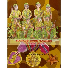 Navajo Code Talker Coloring Book