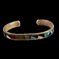Small Inlay Bracelet