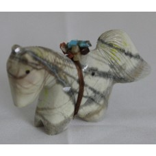 Picasso Marble Mustang