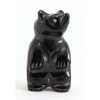 Upright Black Bear