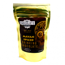 Mayan Spiced Drinking Chocolate