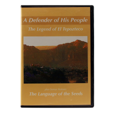 A Defender of His People: The Legend of El Tepozteco (DVD)