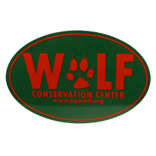 Bumper Sticker: Wolf Conservation Center