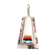 Inlay Pendant (Mother of Pearl)