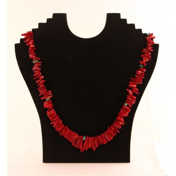 Spiney Oyster Necklace
