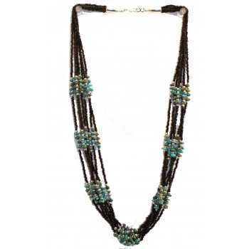Seven Strand Necklace